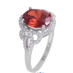 Unknown Jewelry - Red Ring